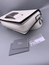 100% Authentic Christian Dior 2018 DIOR CLUTCH STRAP SHOULDER BAG SHW RARE image 5