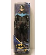 """2021 DC COMICS NIGHTWING LIMITED EDITION COLLECTIBLE POSABLE 12"""" ACTION ... - $20.00"""