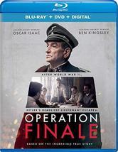Operation Finale [Blu-ray + DVD + Digital, 2018]