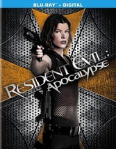 Resident Evil-Apocalypse (Blu Ray/Ultraviolet) (Package Refresh)