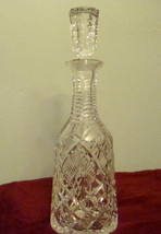 Waterford Crystal Decanter Shannon Jubilee Vintage Liquor Wine 1980s Ire... - $92.14