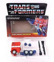 Hasbro Transformers Vintage G1 Reissue Autobot Commander Optimus Prime O... - $47.72