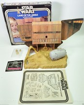 STAR WARS LAND OF THE JAWAS ACTION PLAYSET USED - $269.95