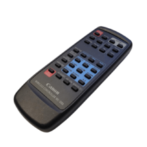 Canon Censer Wireless Controller WL -D80 Remote Control Set Black Tested/Works - $16.44