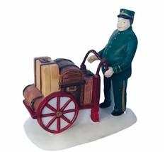 Department 56 Heritage snow village Christmas figurine 5571-9 holiday tr... - $18.33