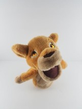 "The Lion King Simba Disney Hand Puppet Plush Cub 9"" Stitched Eyes Hand P... - $17.99"