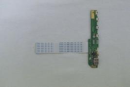 Ematic EWT116BL DC IN USB Board - $14.85