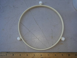 "20RR26 Amana M85T Microwave Carriage, 6-3/4"" Ring, 7-3/4"" Track, 3 Roller Ring - $9.80"