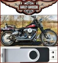 1997-1998 Harley Davidson Softail Service Repair Manual On USB Drive - $18.00