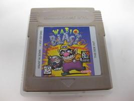 Wario Blast (Nintendo Game Boy, 1994) Authentic-GBA GameBoy Color/Advance - $14.99