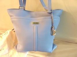Blue Cole Haan Shoulder Handbag Purse + dustbag NWOT - $94.05