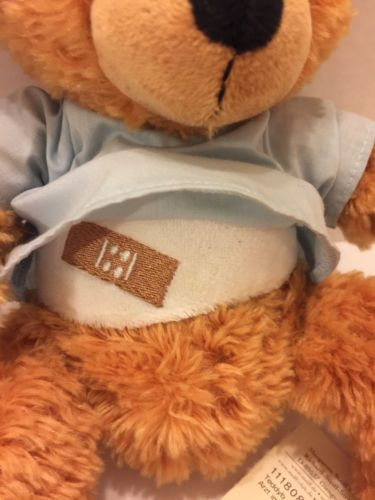 Steiff Flynn Teddy Bear Doctor In Suitcase and 50 similar items