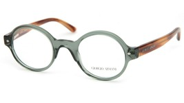 New GIORGIO ARMANI AR 7068 5362 Green EYEGLASSES FRAME 46-24-145mm B42mm... - $143.54