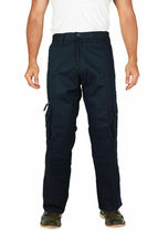 Men's Tactical Combat Military Army Work Slim Fit Twill Cargo Pants Trousers image 14