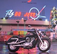 2000 Honda Shadow Sabre 1100 Motorcycle Brochure  Xlnt - $10.79