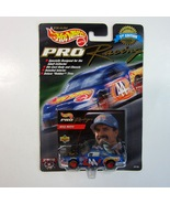 1998 Pro Racing First Edition Kyle Petty #44 Hot Wheels Car w/Upper Deck... - $11.99