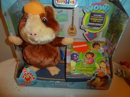 Fisher Price Wonder Pets Exclusive Plush Linny NEW - $15.79