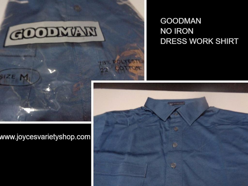 Goodman blue shirt collage 2017 06 12
