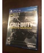 Call of Duty: Infinite Warfare PS4 (Sony PlayStation 4, 2016) Brand New ... - $9.89
