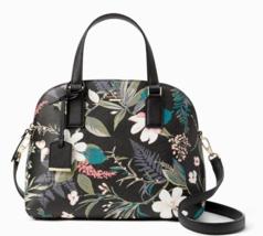 Kate Spade cameron street botanical lottie Satchel Crossbody ~NWT $328~