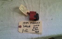 1999 Mercury Sable left door lock switch. image 2