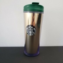 Starbucks Iridescent Rainbow 16 oz. Tumbler Travel 2014 - $19.75