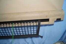 99-04 Bmw E46 323i 325i 325iX Retractable Rear Cargo Cover Privacy Shade w/ Net image 3