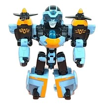 Tobot V Airpang Transformation Action Figure Airplane Vehicle Toy image 2