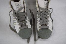 1 White 7 Gray Adidas Size 2 Trefoil CfXwnq50