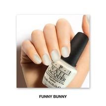 Opi Nail Lacquer, Funny Bunny 0.5 Oz
