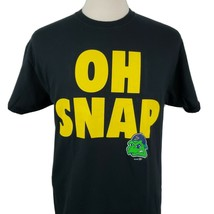 "Beloit Snappers ""Oh Snap"" T-Shirt Large Crew S/S Class A Midwest League ... - $18.99"