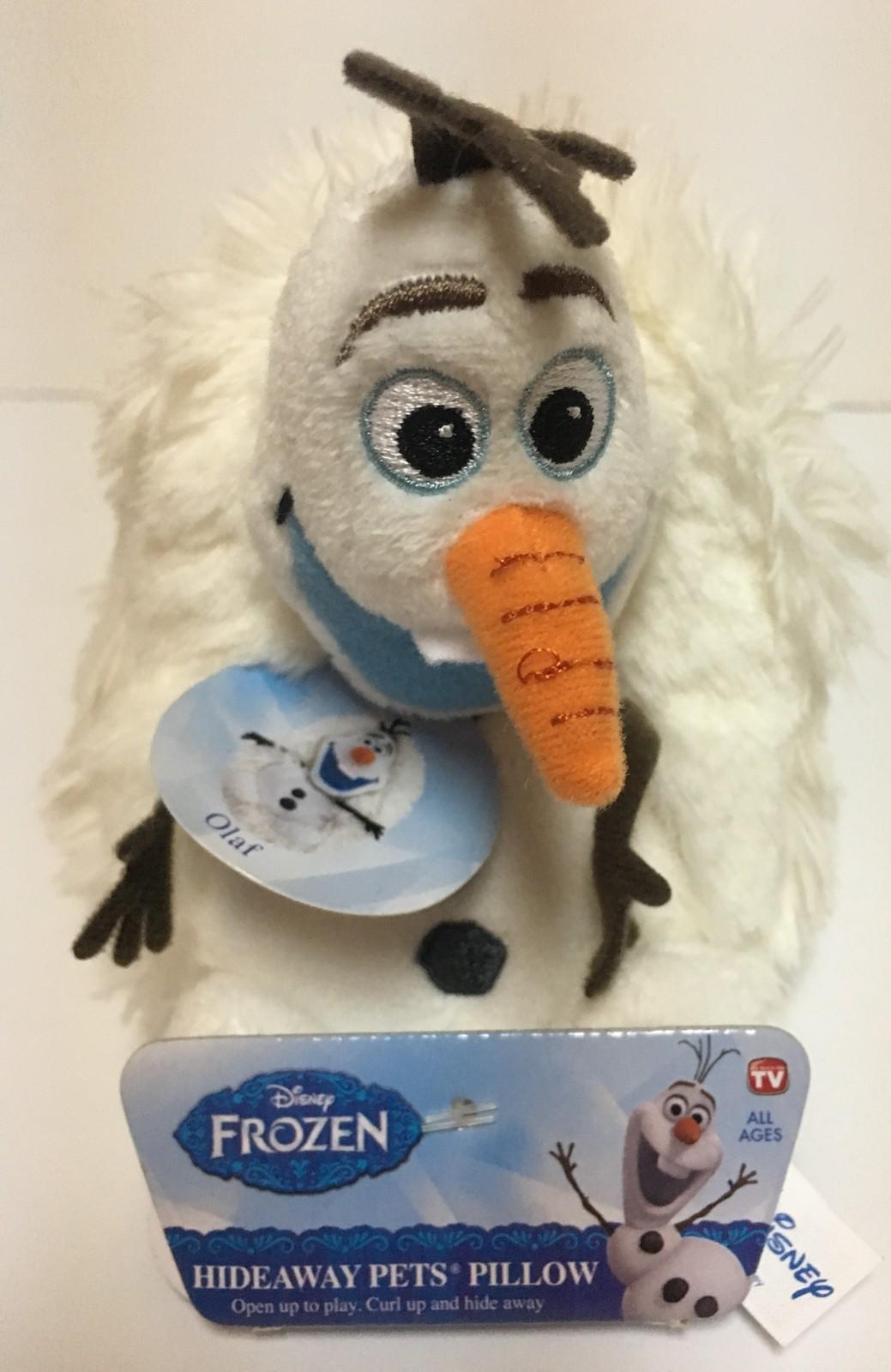 Frozen Olaf Hide Away Pets Pillow