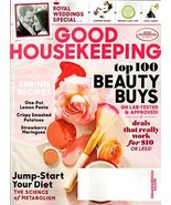 Good Housekeeping Magazine May 2018   Top 100 Beauty Buys [Single Issue ... - $5.93