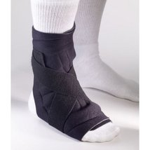 Corflex Cryotherm Ankle Ice Wrap & Ankle Heat Wrap-2 Gels - $29.99