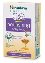 Himalaya Baby Soap, Honey and Milk, 75g - $10.03