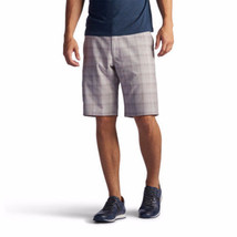 Lee Dungarees Men's Riptide Hybrid Cargo Shorts Grey Offshore Color Size... - $29.69