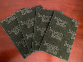"""3M Scotch-Brite 96 General Purpose Commercial Scouring Green Pad  6""""x9"""" (4 Pads) - $9.41"""