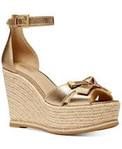 MICHAEL Michael Kors Ripley Wedge Sandals Size 6.5 - $98.99