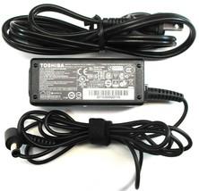 Genuine Toshiba Laptop AC Power Adapter PA5177U-1ACA G71C000GZ110 19V 2.37A 45W - $18.99