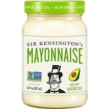 Sir Kensington's Avocado Oil Mayonnaise, 16 oz - $12.86