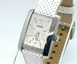 Fossil Woman's Watch - AM-4152 All Stainless Steel  - $33.65