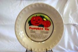 """Sunnycraft Sunny Pride Pumkin Pie Baker 11""""m Pie Plate - €13,34 EUR"""
