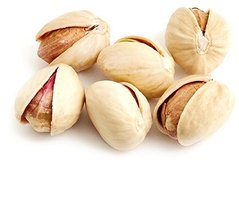 Pistachios Iranian Jumbo Roasted with Salt (Natural) -22Lbs - $452.43