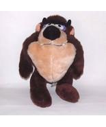 """Vintage Tasmanian Devil stuffed toy, 10""""Tall, vintage 1987, Warner Broth... - $12.60"""