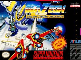 Blazeon SUPER NINTENDO SNES Video Game - $39.97