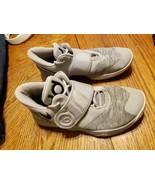 Nike KD TREY 5 VI Basketball Shoes Wolf Grey AA7067-003 Mens Size 7.5 - $30.96