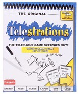 Funskool Telestrations Strategy & War Games Players 6 Age 8+ - $44.93
