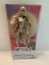 WONDER WOMAN WW84 BATTLE READY CHEETAH DOLL! - $22.99