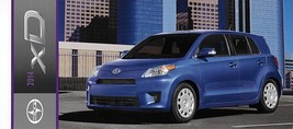 2014 Scion xD sales brochure catalog US 14 Toyota ist  - $6.00