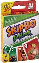 Mattel Games Skip-Bo Junior Card Game - $7.87